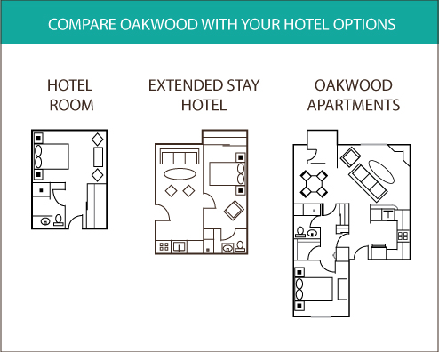Apartment Floor Plans Oakwood